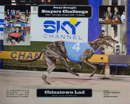 Group Three Stayers Challenge win at Cannington