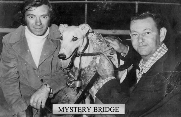 GM Wally Ford, Bridge